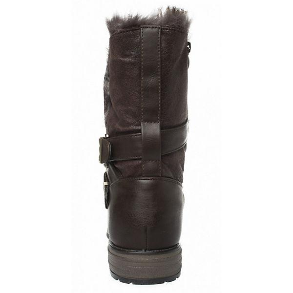 taupe Footwear Footwear NicoleKlassische NicoleKlassische Fitters Stiefeletten Stiefeletten Fitters taupe 6T1qp