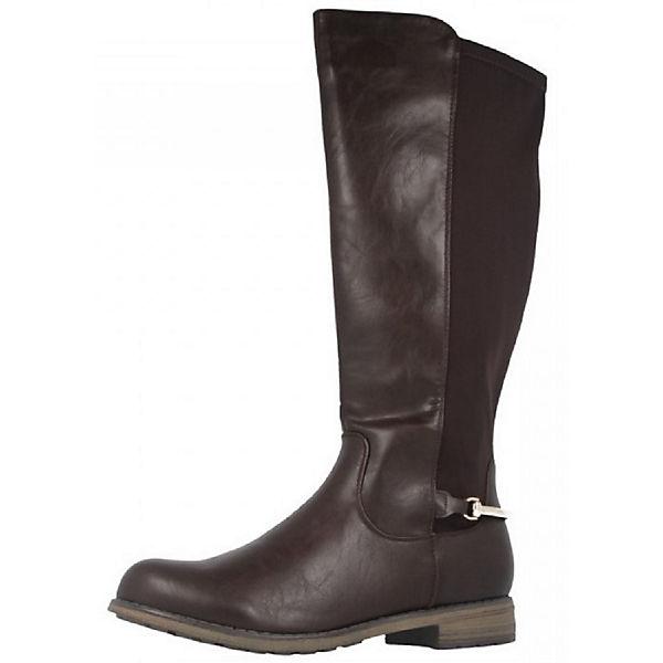 Klassische Footwear braun Stiefel Fitters Maja EOxTnvdwOq