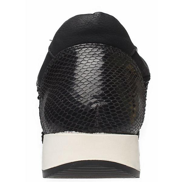 Fitters Footwear,  MeganSneakers Low, schwarz   Footwear, 9c3062