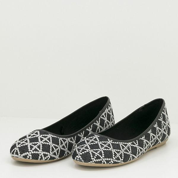 Fitters schwarz Footwear Footwear Fitters Ballerinas JessicaKlassische JessicaKlassische rYSqr