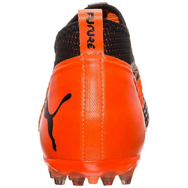 Fußballschuhe Future NETFIT PUMA 18 schwarz 2 MG pXqc48w
