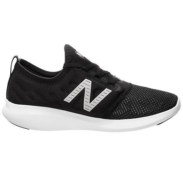 new Sneakers FuelCore schwarz weiß balance Coast v4 Low 8Oqfx8zrU