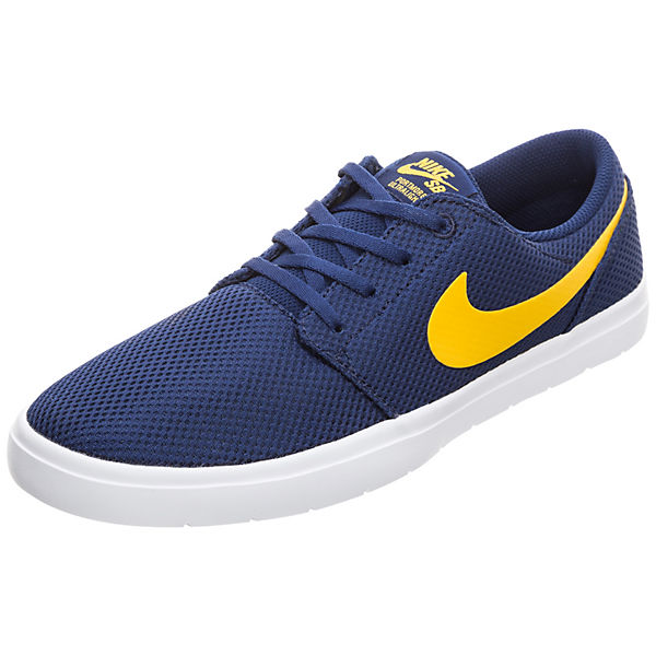 NIKE Portmore Ultralight II HerrrenSneakers blau Low SB RBSqBwc0P