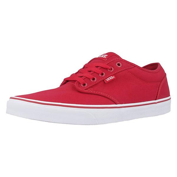 VANS, Sneakers Qualität Low, rot  Gute Qualität Sneakers beliebte Schuhe 976d9a