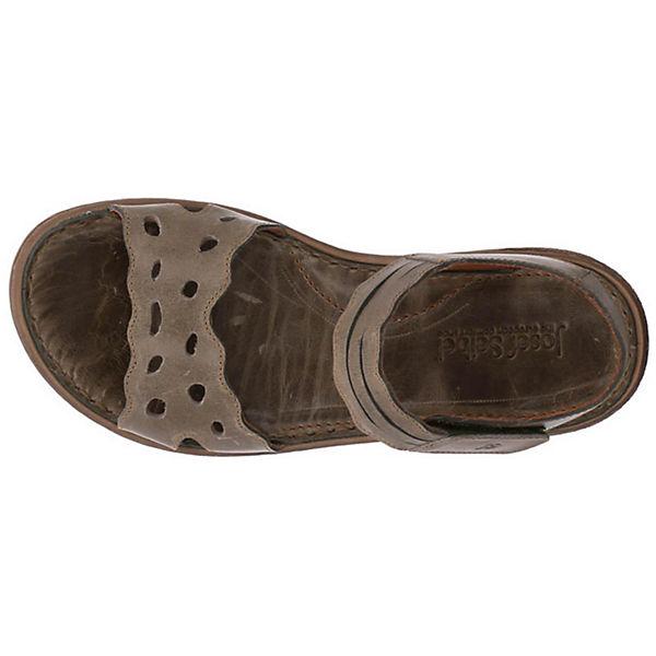 Josef Seibel, Klassische Qualität Sandalen, grün  Gute Qualität Klassische beliebte Schuhe 180b72