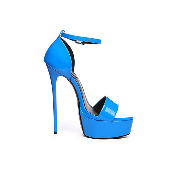 blau Sandaletten Klassische Sandaletten Giaro 1002 Galana UXdxwqCq