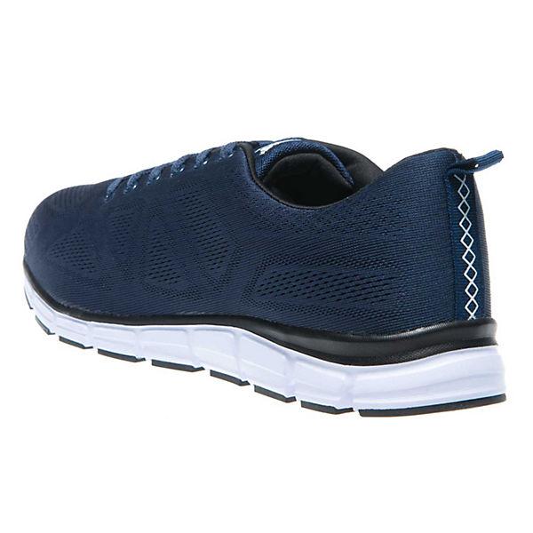 BORAS, Sneakers Low, blau