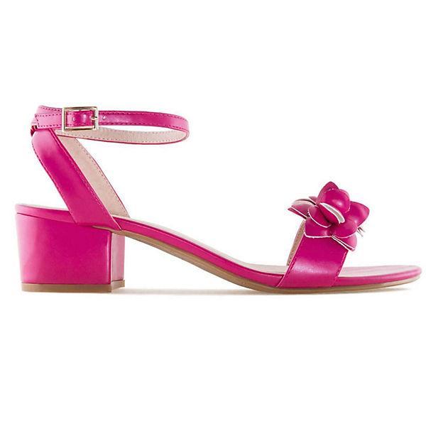 Sandaletten Sandalette Klassische AM5269 Machado pink Andres IUx4YqZA4w