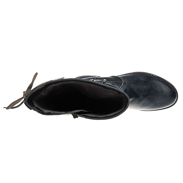 MUSTANG, Gute Klassische Stiefel, blau  Gute MUSTANG, Qualität beliebte Schuhe ecd634