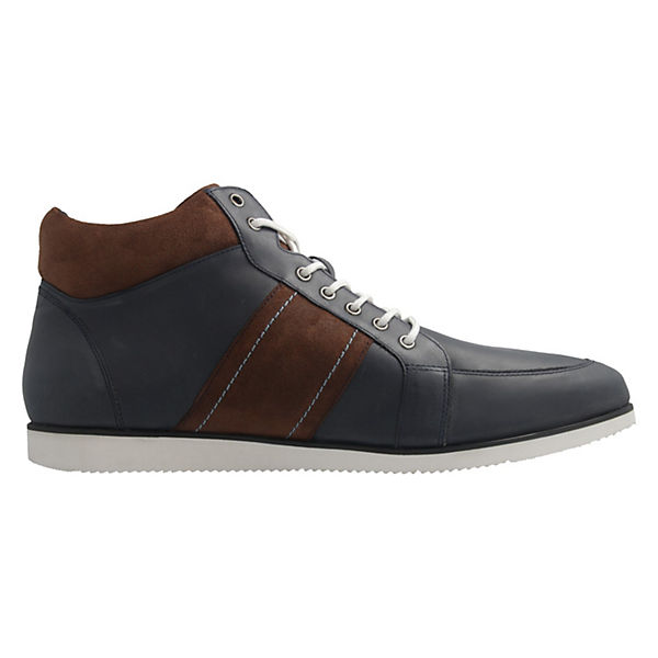 Boots Cremona AGO Klassische Halbschuhe MANZ blau Yfqawqd