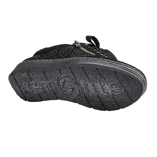 Remonte, Klassische Klassische Remonte, Halbschuhe, schwarz  Gute Qualität beliebte Schuhe 931a3e