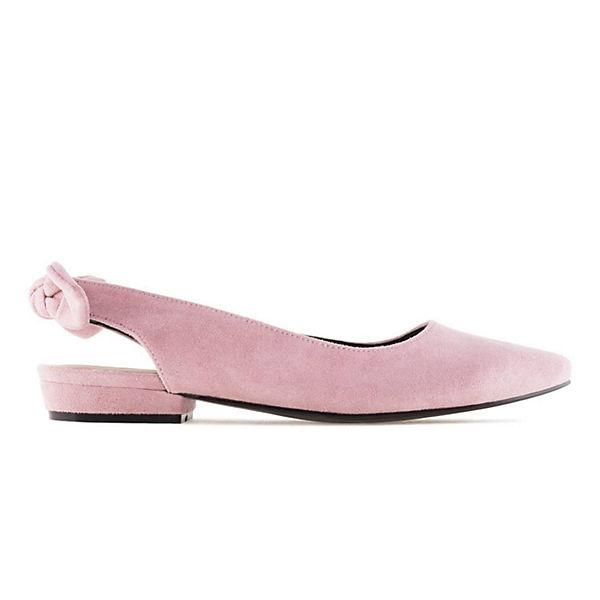 Andres Machado, Gute Ballerinas AM5252 Klassische Ballerinas, rosa Gute Machado, Qualität beliebte Schuhe a32f06