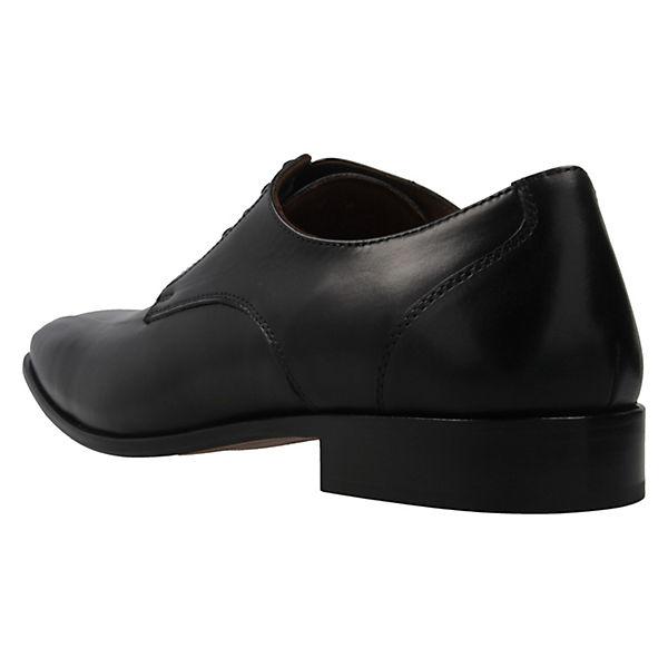 MANZ, Business Schuhe, schwarz Schuhe Gute Qualität beliebte Schuhe schwarz  4c7690 76b30ffc5e