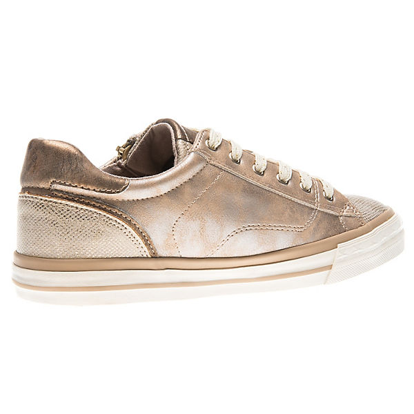 Sneakers MUSTANG MUSTANG Sneakers MUSTANG bronze Low bronze Low Sneakers v1Oaq1W