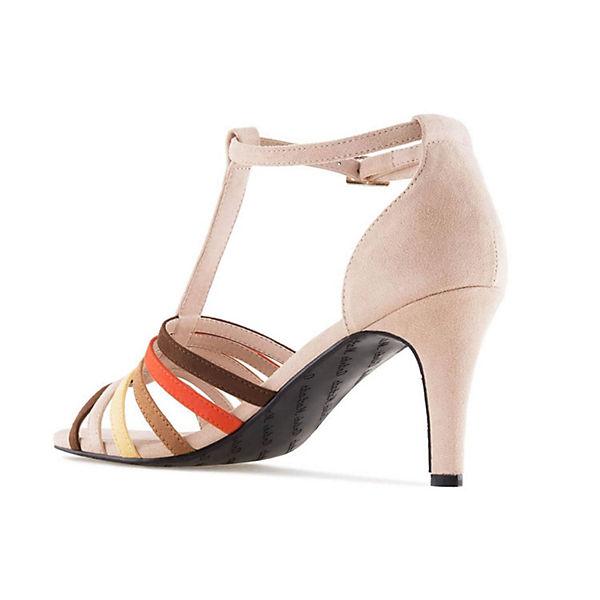 Andres Machado, Gute Sandalette AM5272 Klassische Sandaletten, beige Gute Machado, Qualität beliebte Schuhe afb1aa