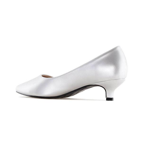 Andres Machado, Pumps AM5152 Gute Klassische Pumps, silber  Gute AM5152 Qualität beliebte Schuhe b292d8