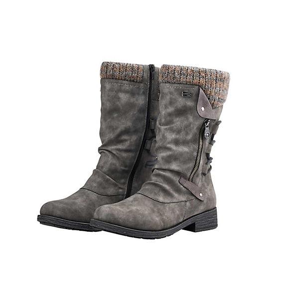 remonte, Gute Klassische Stiefeletten, grau  Gute remonte, Qualität beliebte Schuhe c209b4