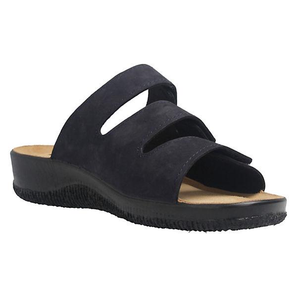 ROMIKA, Qualität Pantoletten, blau  Gute Qualität ROMIKA, beliebte Schuhe a0f4e5