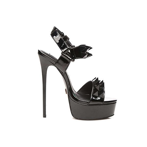 Giaro, Sandalette Miss Giaro Klassische Sandaletten, schwarz Schuhe  Gute Qualität beliebte Schuhe schwarz add456