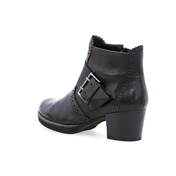 Gabor StiefelettenKlassische Stiefeletten schwarz  Gute Qualität beliebte Schuhe