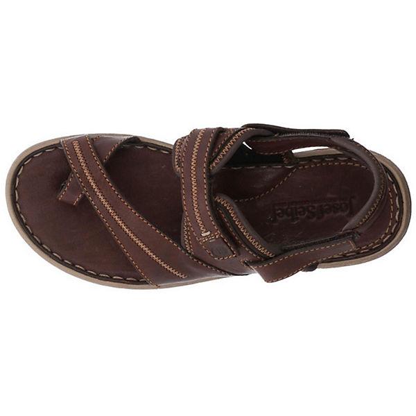 Josef  Seibel, Klassische Sandalen, braun  Josef Gute Qualität beliebte Schuhe 8820fc