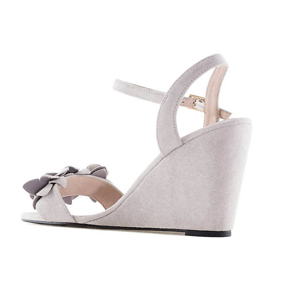 Andres Machado, Sandalette AM5261 Pantoletten, beliebte grau  Gute Qualität beliebte Pantoletten, Schuhe 5eb3a6