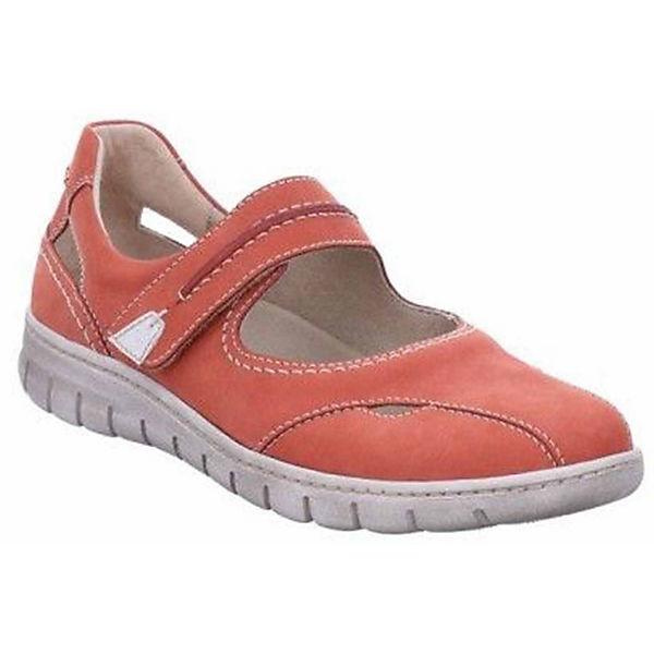 Josef Seibel, Halbschuhe Steffi 55 Klassische Halbschuhe, rot  Gute beliebte Qualität beliebte Gute Schuhe fe096b