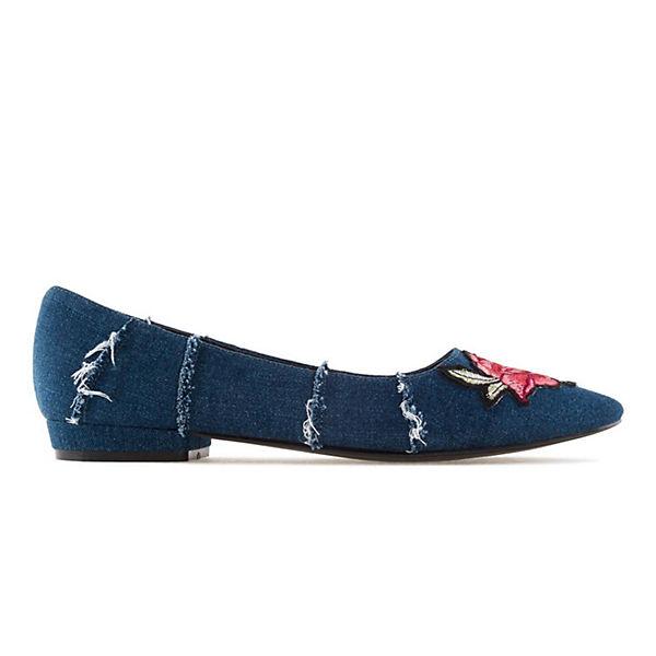 Ballerinas Ballerinas AM5248 Machado Klassische blau Andres nS1IUq7n