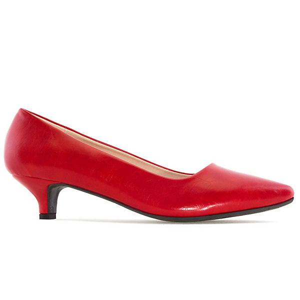 Andres Machado, Pumps Qualität AM5216 Klassische Pumps, rot  Gute Qualität Pumps beliebte Schuhe c4ca9c