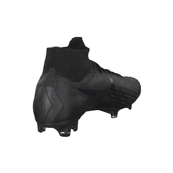 NIKE für schwarz Mercurial Fußballschuh Rasenplätze FG Superfly AH7365 VI Elite 810 qqanr1Y