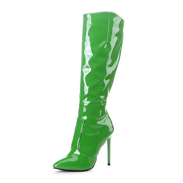 grün Klassische grün Giaro Giaro Stiefel Stiefel Klassische dqxTYwd