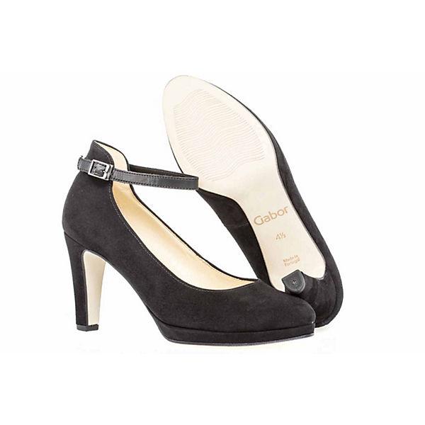 Gabor, Gute Klassische Pumps, schwarz  Gute Gabor, Qualität beliebte Schuhe c165ed