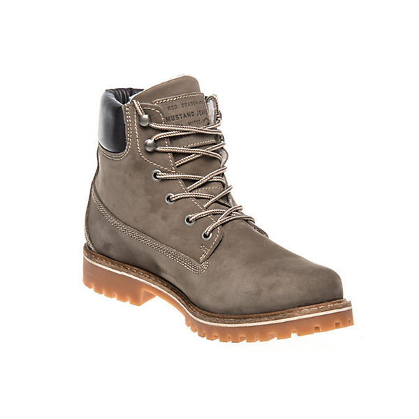 MUSTANG, Winterstiefeletten, Winterstiefeletten, Winterstiefeletten, beige  Gute Qualität beliebte Schuhe 00df62