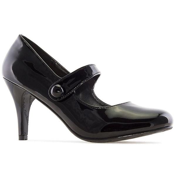 Andres Machado, Pumps AM5203 Klassische Pumps, schwarz Modell beliebte 2  Gute Qualität beliebte Modell Schuhe 7d4bcc