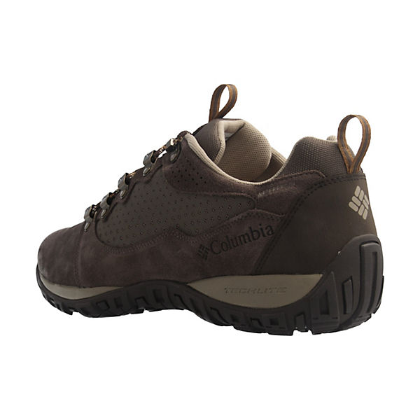 Columbia, Low Outdoor Trekkingschuhe Peakfreak Venture Low Columbia, Suede WP Klassische Stiefel, grau  Gute Qualität beliebte Schuhe 45b13d