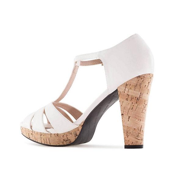 Andres Machado, weiß Sandalette AM5242 Klassische Sandaletten, weiß Machado,  Gute Qualität beliebte Schuhe 514d2a