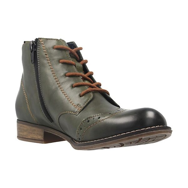 remonte, Boots R9372-52 Klassische Qualität Stiefeletten, grün  Gute Qualität Klassische beliebte Schuhe 409698