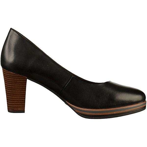 MARCO TOZZI, Klassische Pumps, schwarz Schuhe  Gute Qualität beliebte Schuhe schwarz d5636c