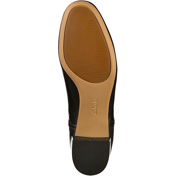 Clarks, Gute Klassische Stiefeletten, schwarz  Gute Clarks, Qualität beliebte Schuhe 60cff2