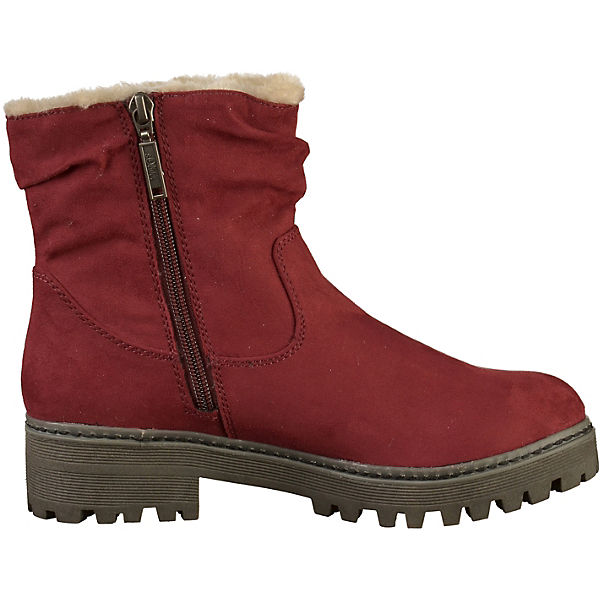 s.Oliver Klassische Stiefeletten Gute rot  Gute Stiefeletten Qualität beliebte Schuhe a9ebfb