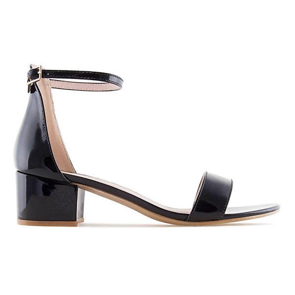 AM5259 Sandaletten Klassische Sandalette schwarz Machado Andres xqwH6pH