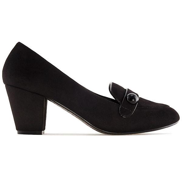Andres Machado Pumps AM5207Klassische beliebte Pumps schwarz  Gute Qualität beliebte AM5207Klassische Schuhe e9a051