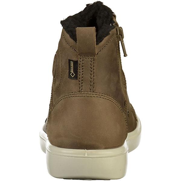 ecco, Sneakers High, braun Schuhe  Gute Qualität beliebte Schuhe braun 868c0c