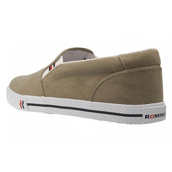 ROMIKA, Slipper Laser grün Fitnessschuhe, grün Laser Gute Qualität beliebte Schuhe e3048d