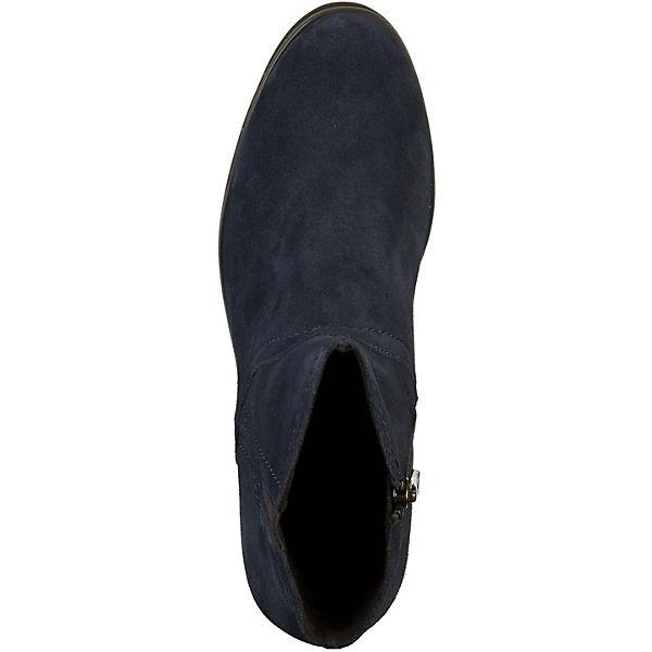 MARCO TOZZI, Klassische blau Stiefeletten, blau Klassische   79cbaa