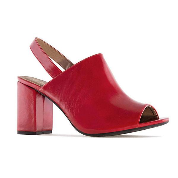 Andres Gute Machado, Mules AM5250 Pantoletten, rot  Gute Andres Qualität beliebte Schuhe 2983d2