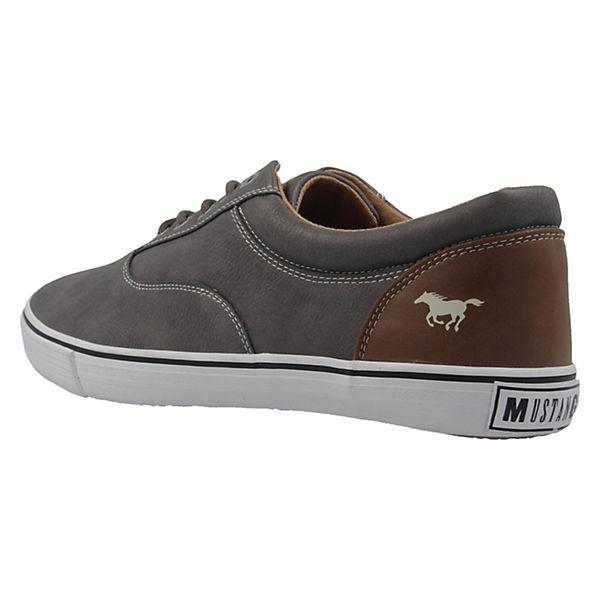 MUSTANG SneakerSneakers Low Qualität grau  Gute Qualität Low beliebte Schuhe c5c4b5