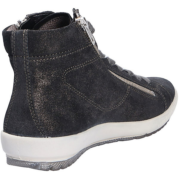 Legero Legero Sneakers High Sneakers Legero High grau grau Sneakers grau High Legero 4gqOwX0x