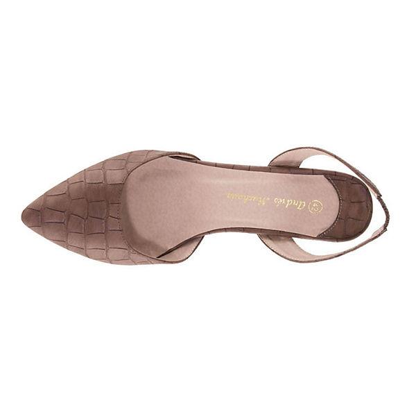 Andres  Machado, Pumps AM5244 Klassische Pumps, braun  Andres Gute Qualität beliebte Schuhe 9c51b5