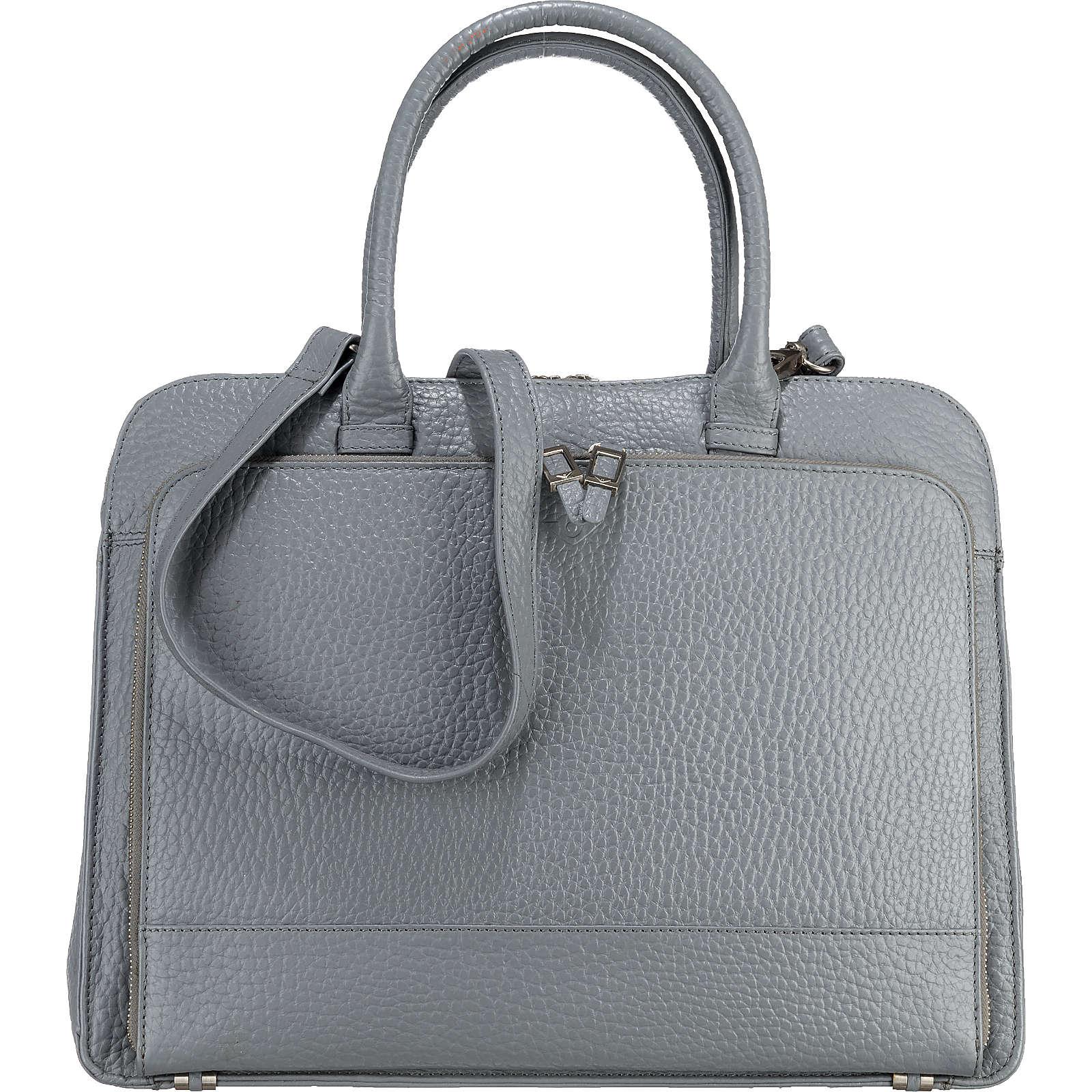 VLD VOi Leather Design Danielle Handtasche grau...